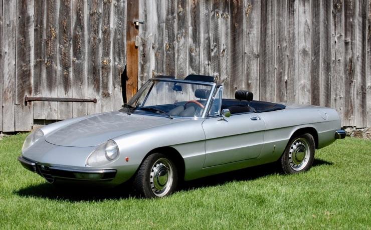 Alfa car