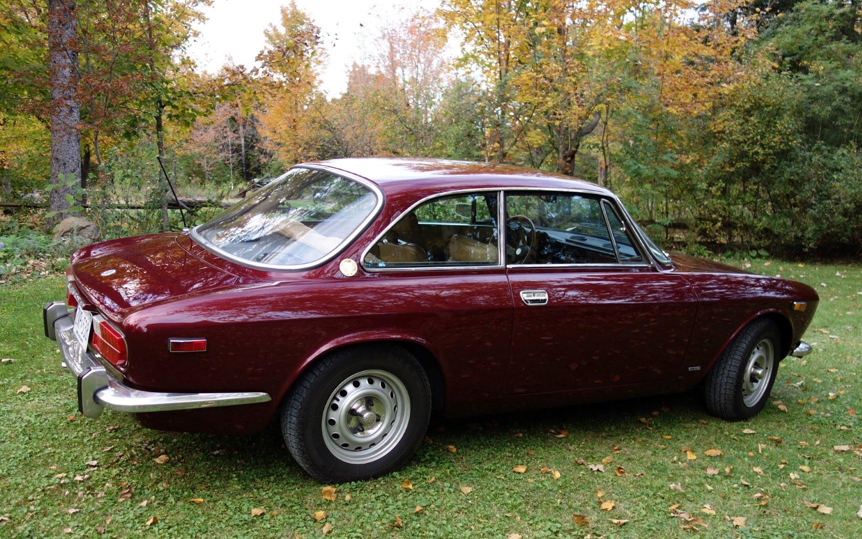 1974 GTV - Read Collacott